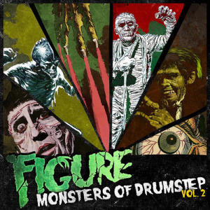 Monsters of Drumstep Volume 2
