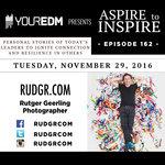 Aspire to Inspire 162: Rutger Geerling