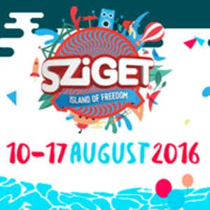Sziget Festival 2016 - Island of Freedom / official event