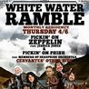 """WhiteWater Ramble, """"Pickin' on Zeppelin ft. Jessica Jones & Pickin' on Phish ft. members of DeadPhish Orchestra at Cervantes' Other Side"""