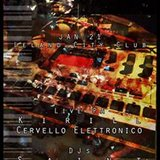 Industrial Detroit w Cervello Elettronico (Hands), DJ Saint