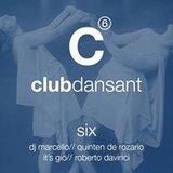 Club Dansant - six