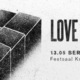 Love A // Berlin // Festsaal Kreuzberg