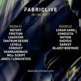 28.4 Fabriclive: Netsky, Friction, Logan Sama, Conducta & More