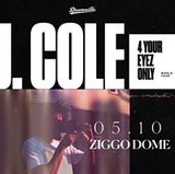J. Cole - 4 Your Eyez Only Tour at Ziggo Dome