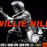 Willie Nile w/ guest Billy Walton Band at Brooklyn Bowl Apr 6