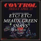 ETC! ETC!, Meaux Green, Snavs