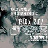 Ein Samstag mit Deep Square Records