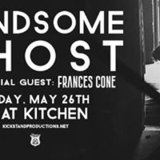 Handsome Ghost with Frances Cone at Beat Kitchen