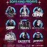 Sofa King Fridays w/ Peking Duk at Royale Nightclub