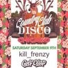 Country Club Disco: Kill Frenzy, Golf Clap & Huxley