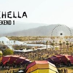 Coachella Music and Arts Festival - Weekend 1