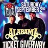 Alabama Ticket Giveaway!