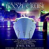 NYC Booze Cruise Yacht Party at Skyport Marina Jewel Yacht