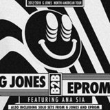G JONES b2b EPROM w/ Ana Sia at The Regency Ballroom