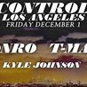 Conro and T-Mass at Control