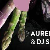 Canvas Nacht w/ Aurelius & DJ Senc