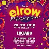 Elrow Dubai - elrow music