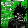 Cheap Sex, Monster Squad, Acidez, The Ruffianz + more | Berlin