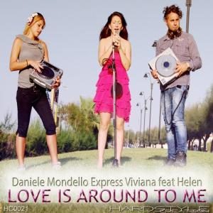 Love Is Around to Me (feat. Helen)