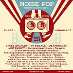 Noise Pop Music Festival releases phase 1 of lineup