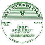 Mint Condition Announces Herbert Reissue