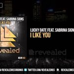 Lucky Date feat. Sabrina Signs – I Like You [OUT NOW!]