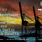 Verboten StageONE to Host Black Coffee, Matthew Dear, Art Department and More at Art Basel, Miami